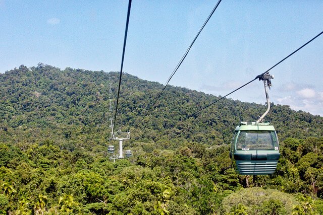 Skyrail Cable Car Cairns