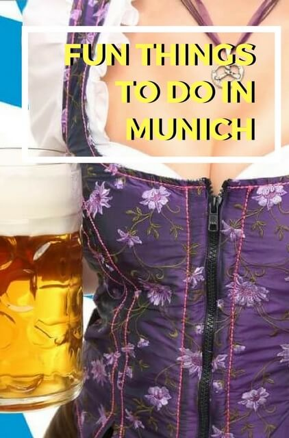 Once you're tired of listening to the sounds of a glockenspiel and are done playing dress-up with lederhosen, why not try these adventures on for size.