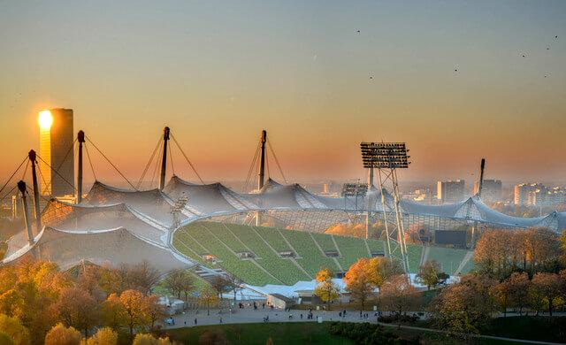 Munich's Olympic Stadium