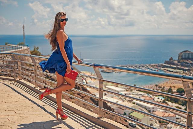 Traveler girl female