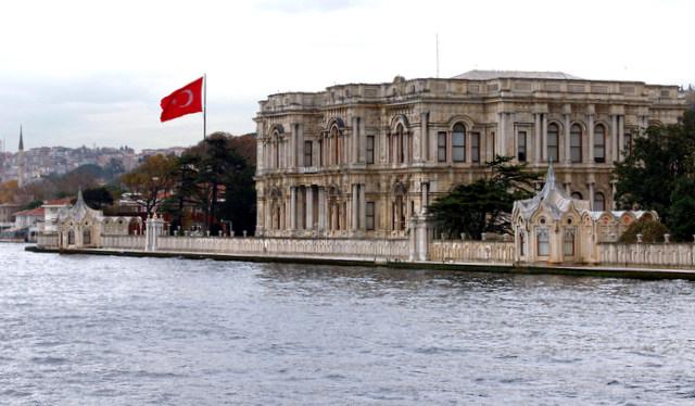 Istanbul. Beylerbeyi Palace