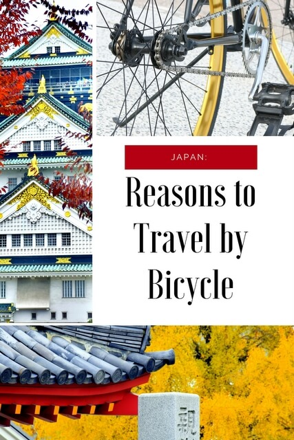 Bike tour in Japan