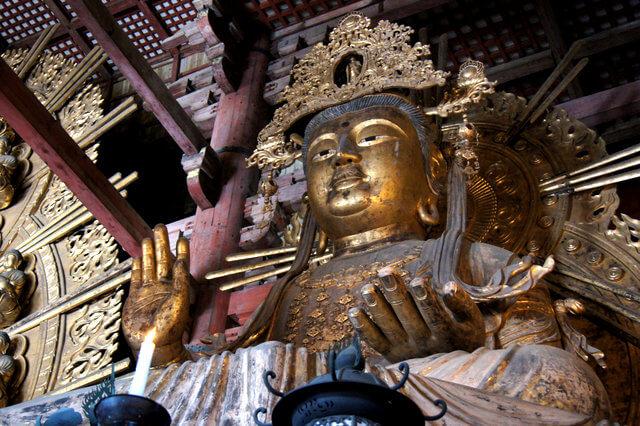 Todai-ji Temple Japan
