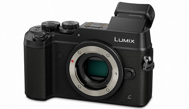 PANASONIC LUMIX GX8 Body Mirrorless 4K