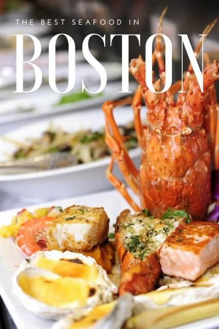 Boston Seafood