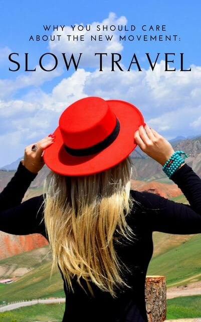 Rushing between tourist attractions robs the whole concept of travel of its depth and meaning. Luckily, there is a new movement emerging – slow #travel.