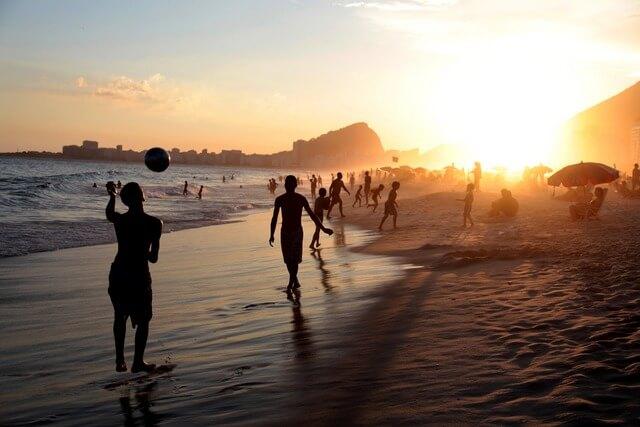 Rio De Janeiro Beaches RF