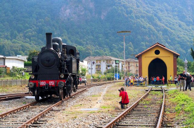 Varallo Railway