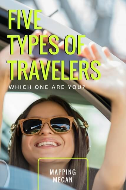 Different types of travelers