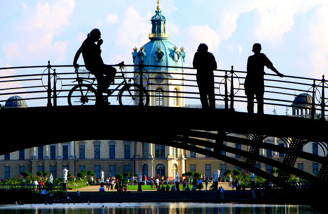 It's not a romantic holiday in Berlin unless you've visited Charlottenburg Palace.