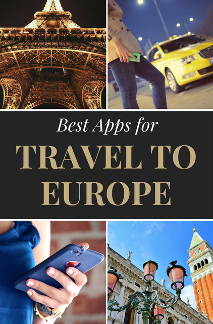 When it comes to travel apps for Europe, the following are the best. Click through for Europe specific recommendations for travel apps!