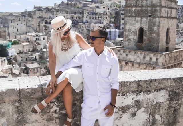 Sicily Couple