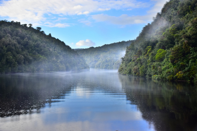 Gordon River Cruises Strahan Tasmania
