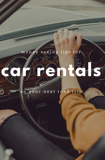 Car rentals are a great way to travel freely on your own terms. Just make sure you're getting the most value for your money with these money-saving tips.