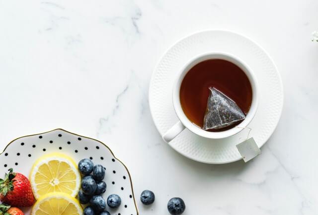 Black tea RF