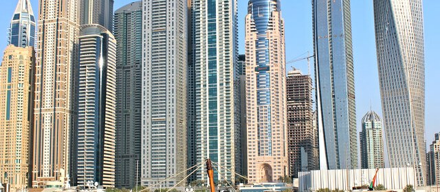 Things to do in Dubai: Taking a Dhow Cruise in Dubai Marina