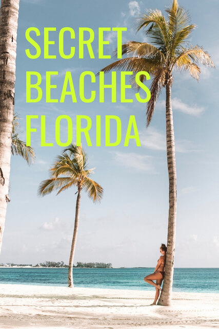Check out this list of the best secret Florida beaches for your next vacation. Think beautiful clearwater, with pictures and photography from locals.