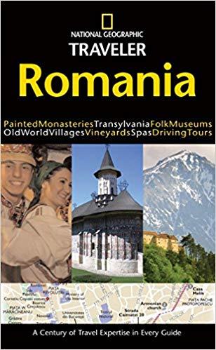Romania Travel Guide Amazon