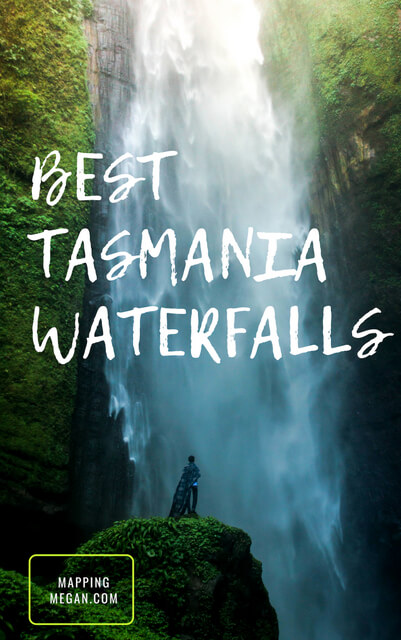 Interested in Tasmania travel? Tasmania has some of the best waterfalls in Australia - perfect for photography, chasing waterfalls is one of the best Tasmania things to do! Check out these beautiful places for your bucket lists - click through!