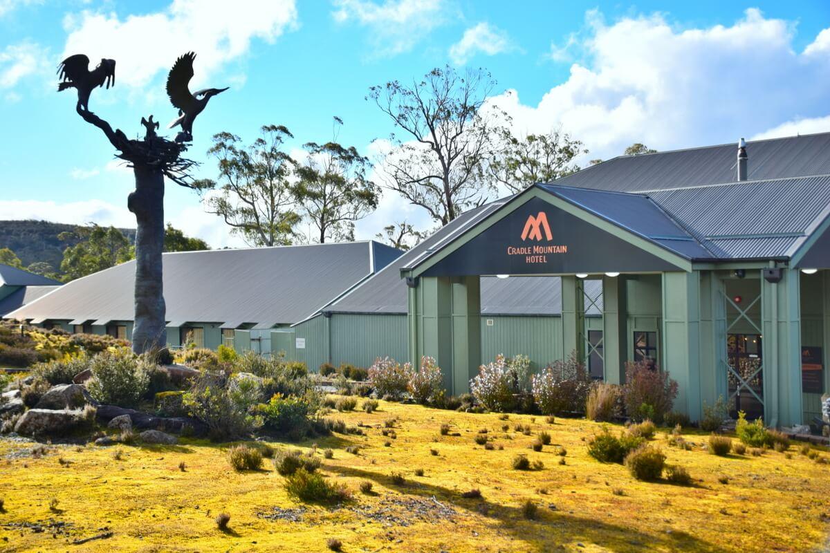 Cradle Mountain Hotel Tasmania Australia