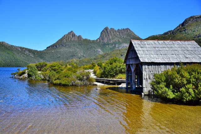 Dove Lake Cradle Mountain