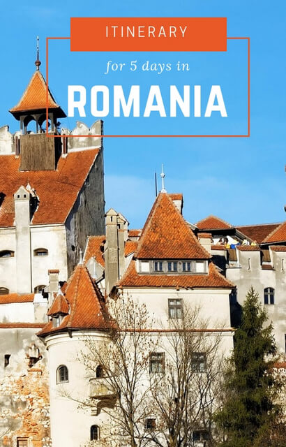 Romania travel itinerary; over five days you will discover beautiful places including Transylvania, Bucharest, and tick off many bucket lists like Dracula and stunning nature photography. Click to get the itinerary.