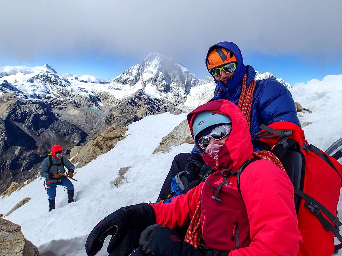 Peru mountain treks