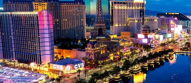 The Top 3 Casino Hotels in Las Vegas