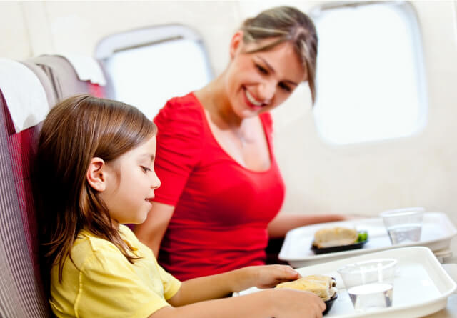 Traveling with children RF