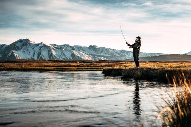 Fishing Fisherman RF