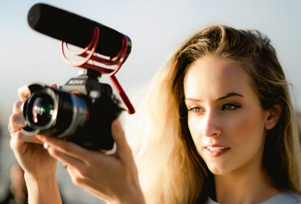 Videographer video editing career