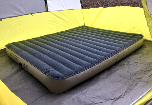 Sleeping camp mattress