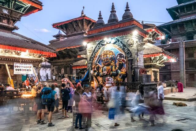 Nepal Kathmandu RF