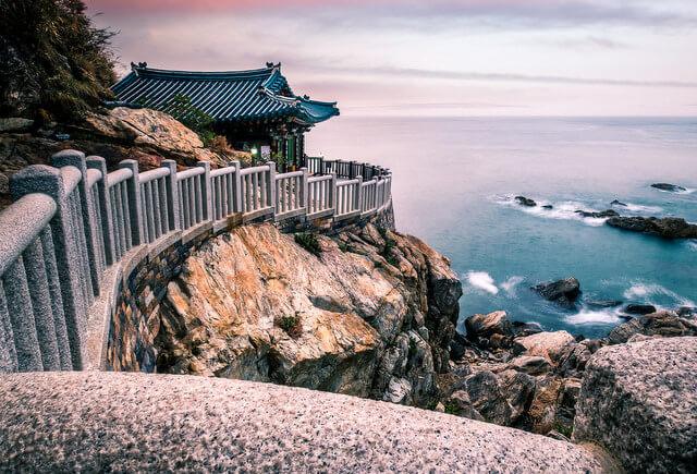 South Korea Coastline
