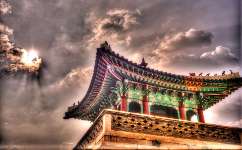 South Korea Tradition meets modern 3