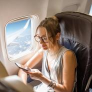 How to Actually Enjoy a Long Haul Flight