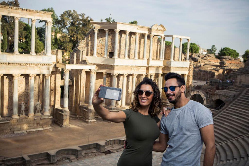 M+¬rida (Roman Theatre) 3 -¬ Extremadura Tourist Board