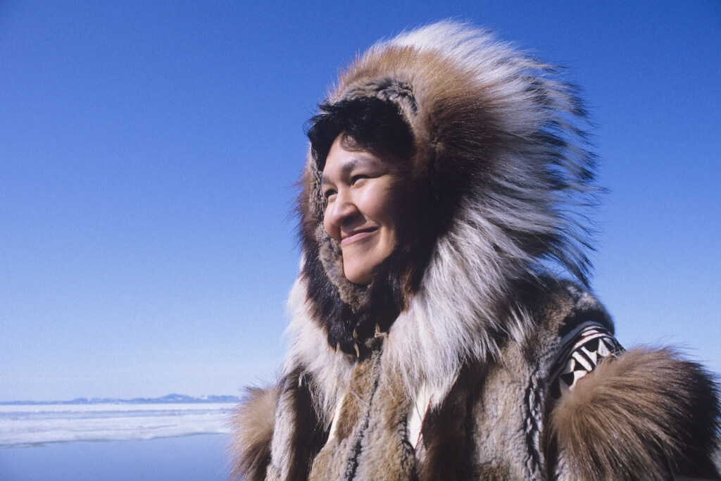 RRussia Eskimo INdigenous RF