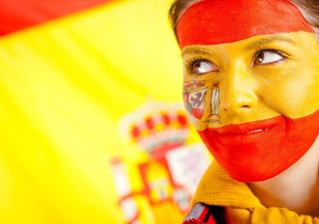 Spanish Girl RF Spain