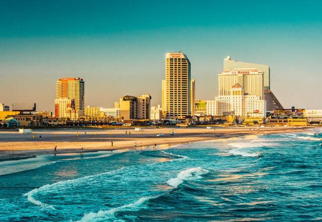 Atlantic City Hotel RF