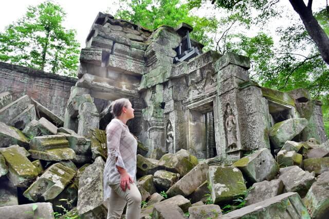 Angkor Wat Siem Reap Cambodia