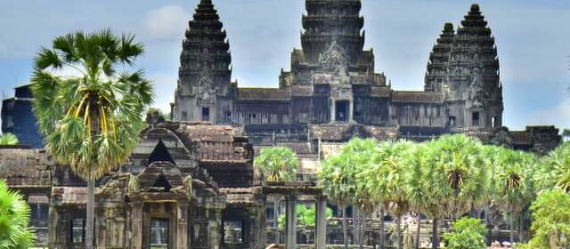 How to get to Siem Reap (and Angkor Wat)