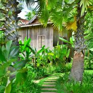 Stay in Traditional Khmer Bungalows Near Angkor Wat; This is Siem Reap's Most Authentic Hotel