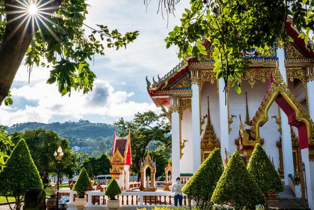 Phuket Temples