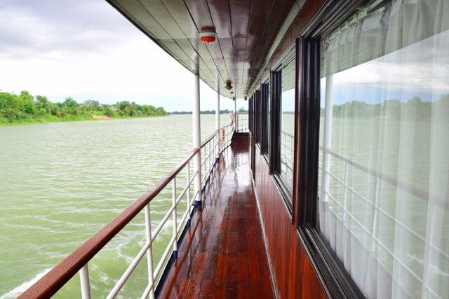 RV Lan Diep Mekong River Cruise Ship