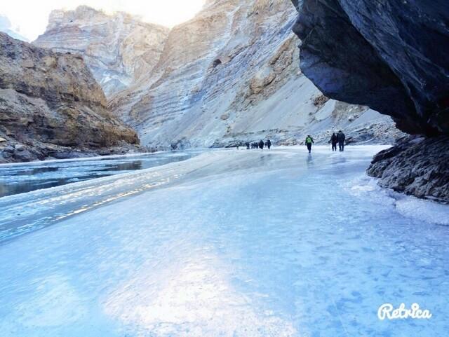 Chadar_trek India