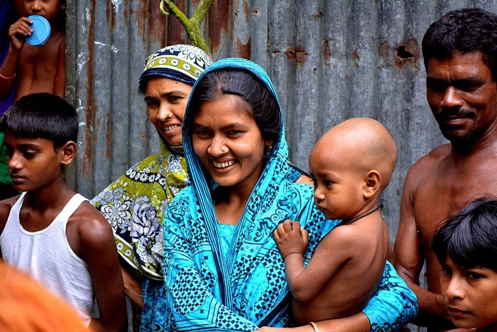 Indian people Bangladesh RF