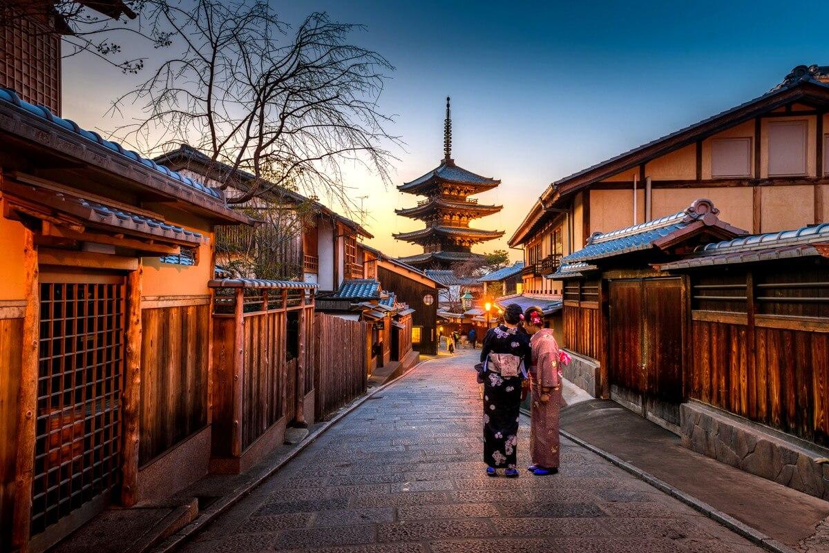 Japan travel RF