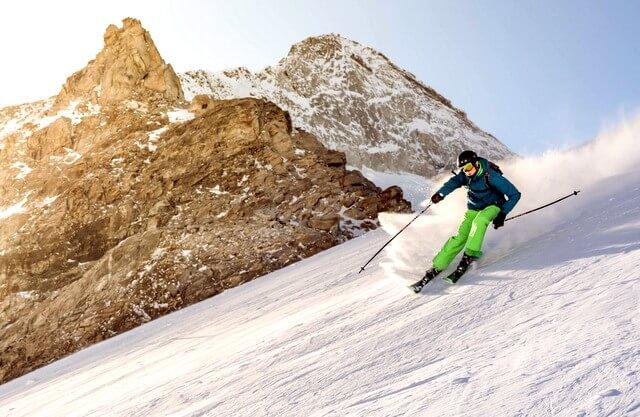 Skiing RF Unsplash