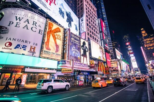 Broadway New York Streets RF